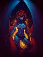 Demona by achibner