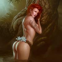 Commission: Sonya by achibner