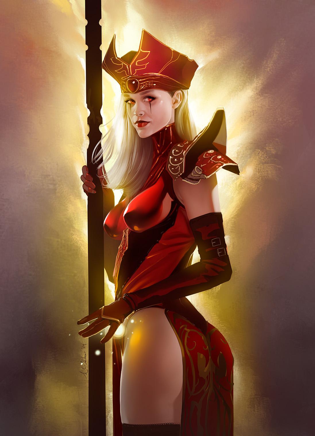 High Inquisitor Whitemane