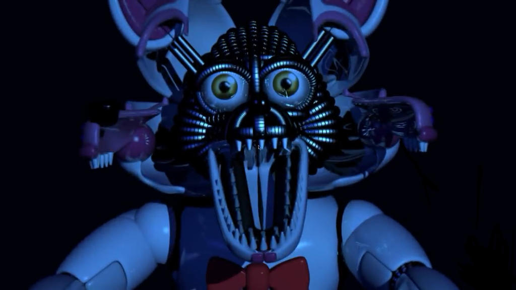 how to make funtime foxy mask