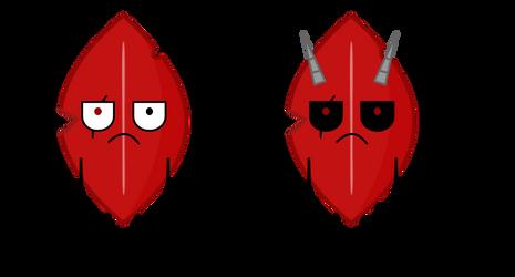 Evil Leafy RI Redesign by CloveryLeaf