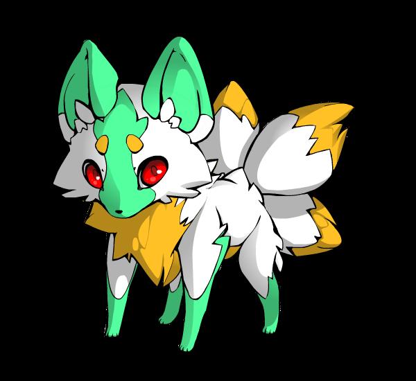 My First Fox by PanamaDiva