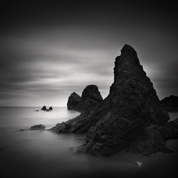 Ballydowane Beach, Study #1 by Eukendei