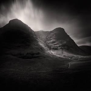 Light, Glen Coe