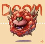 CHIBI DOOM: Cacodemon