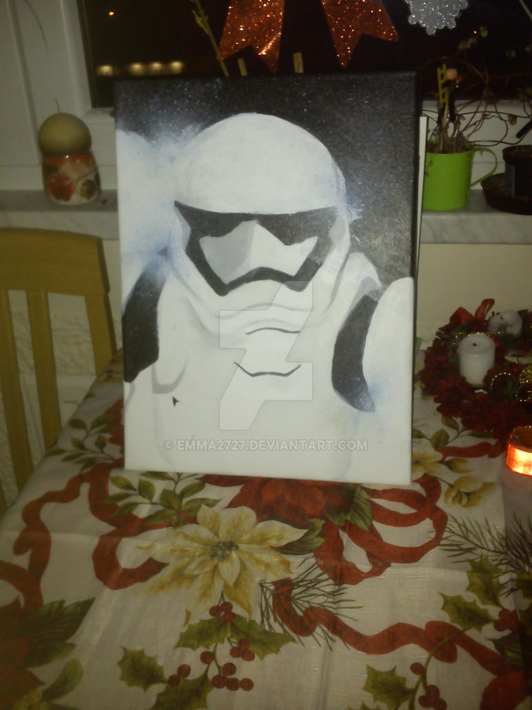 | Stormtrooper by Emma2727