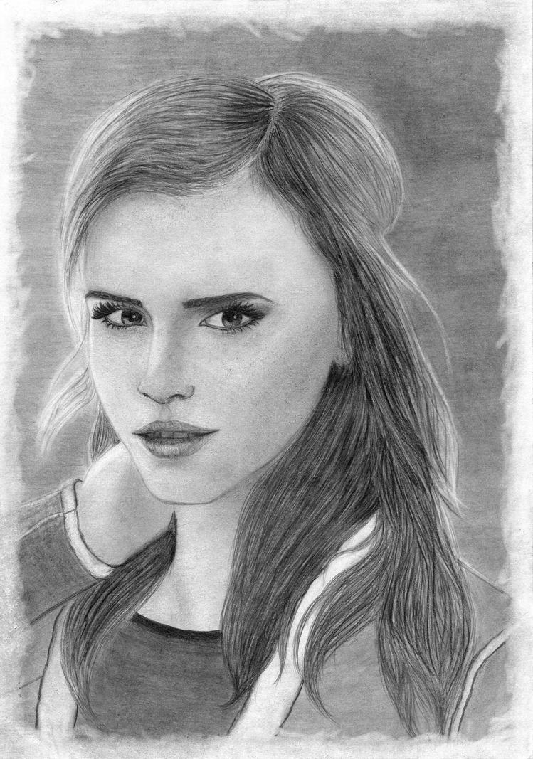 Emma Watson by llllauraa