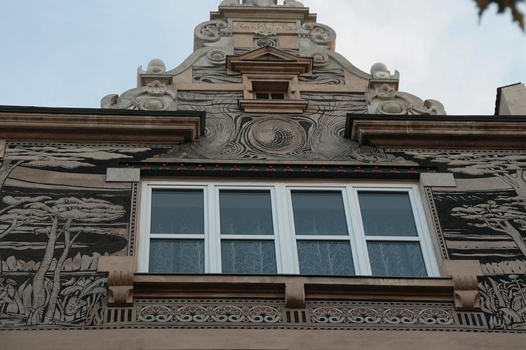 facade landscape by boreasz
