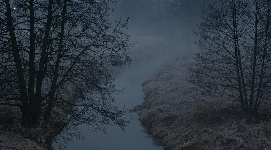 Before dawn by boreasz