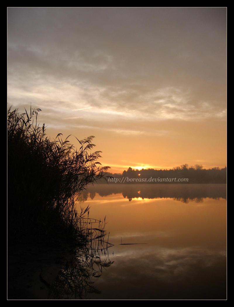 sunrise, later... by boreasz
