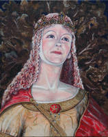 Eleanor of Aquitaine by Piraeuse