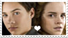 TomMione Stamp by Arileli