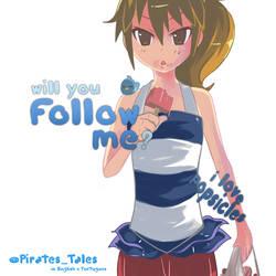 Will you follow me? by Josh-Kuro