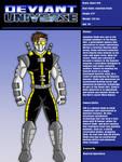 Deviant Universe - Agent 42X