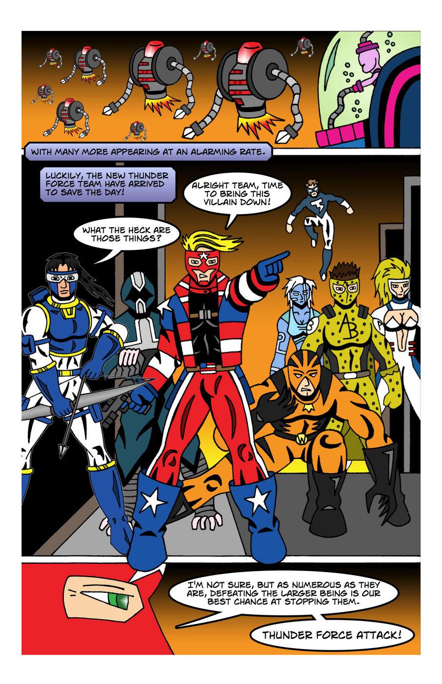 Fetor Strikes! Page 2 by mja42x