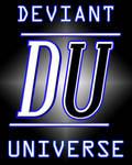 Deviant Universe (DU) Logo by mja42x