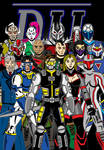 DU Characters by mja42x