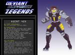 DU Legends-Agent 42X