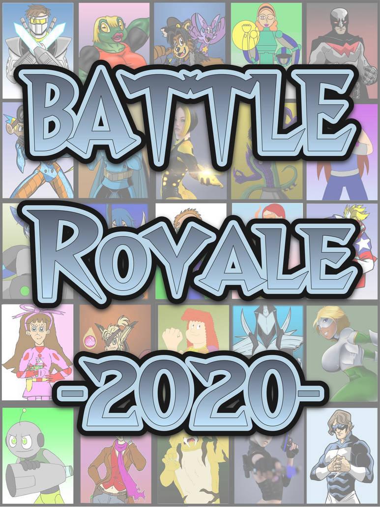 Battle Royale 2020 by mja42x