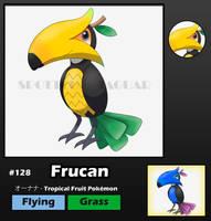 128 - Frucan by Spotted--Jaguar