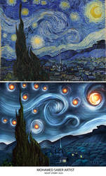 The Starry Night 2020