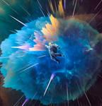 Supernova by mohamedsaberartist