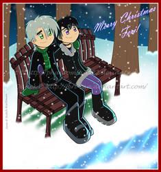 .Merreh Christmas Feri X3.