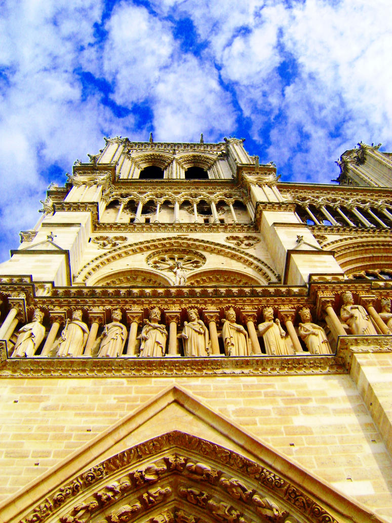 Notre Dame ^^ by Watanabe222