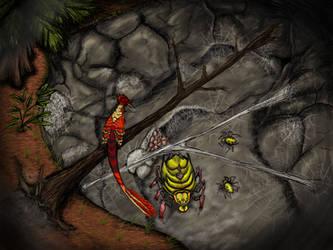 ARK: Survival evolved: The Little Hole Of Horrors