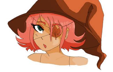 autumn witch by Tacnaynkitty