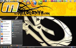 Desktop 2008 v1 by melolonta