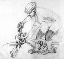 biker by melolonta