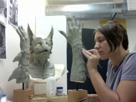 Sculpting by Terra-fen