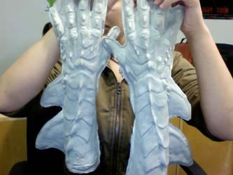 Haze- Gloves by Terra-fen