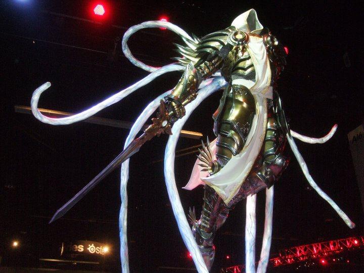 Tyrael from Diablo 3 by Terra-fen