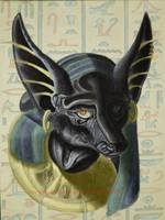 Enigma Anubis-Colored by Terra-fen