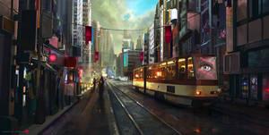 EOC- Retro City