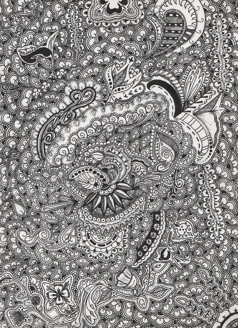 Henna Design by MissNight