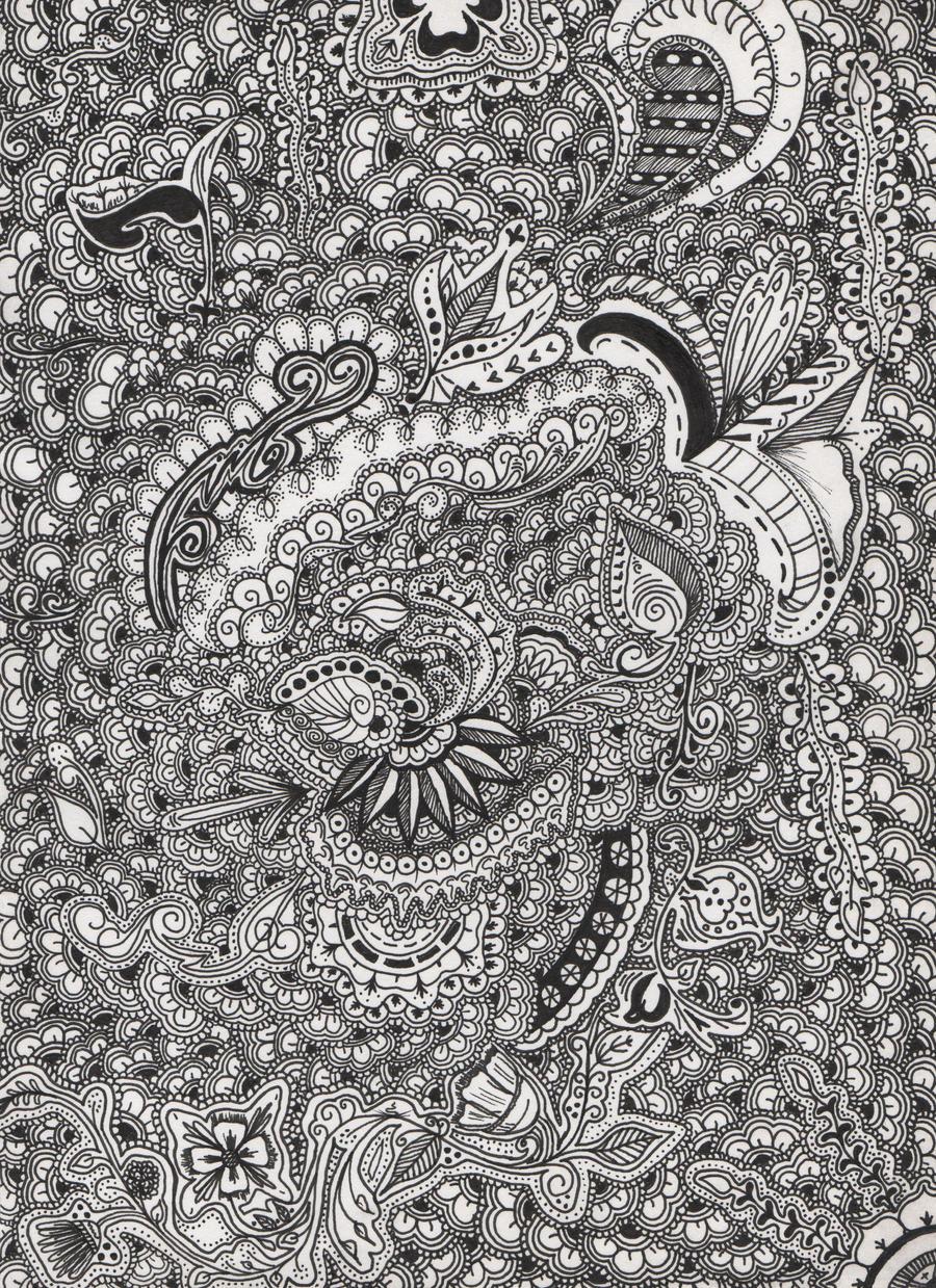 Henna Design by MissNight on DeviantArt
