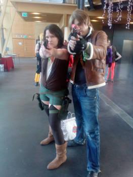 Leon and Alice