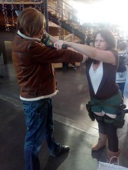 Leon vs. Alice