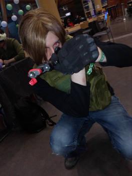 Leon infected?
