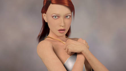Poser to 3DS Max test 01