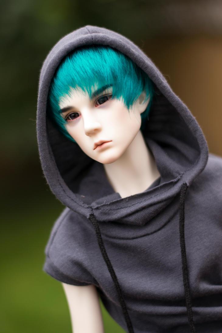 Another Portrait by DarksStars