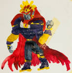 Ganondorf by masonthetrex