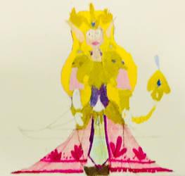 Princess Zelda by masonthetrex