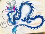 RYUJIN, The Dragon God of the SEA by masonthetrex