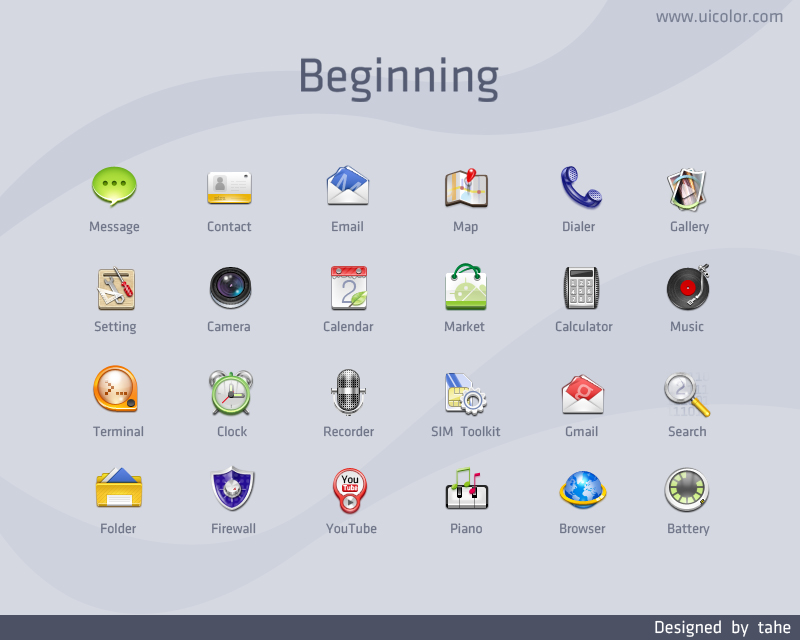 Beginning...Android