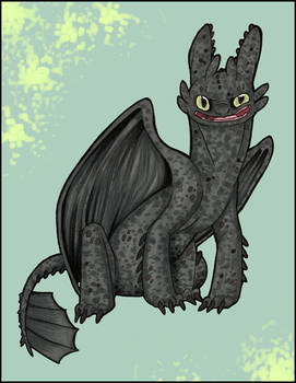 Toothless...Literally