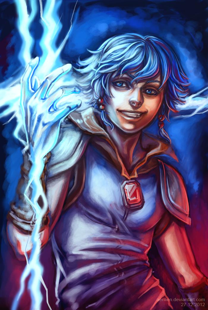 Electrify by Aerilien